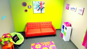 Our New Purpose Girl Lounge